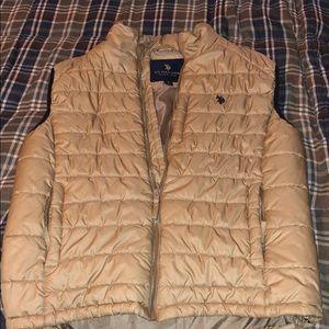 U.S. Polo Assn. Jacket Vest